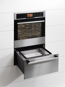 Electrolux CombiSteam SousVide oven and VacSealer