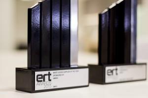 ERT Awards Trophies