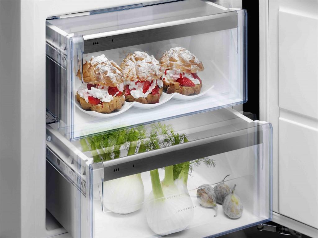 AEG Longfresh drawers
