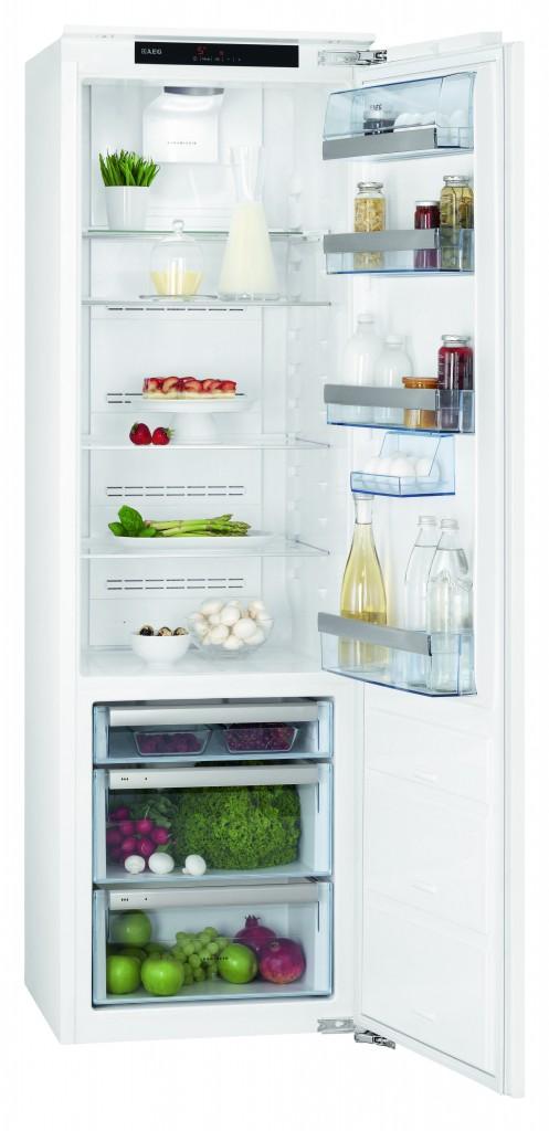AEG Longfresh fridge