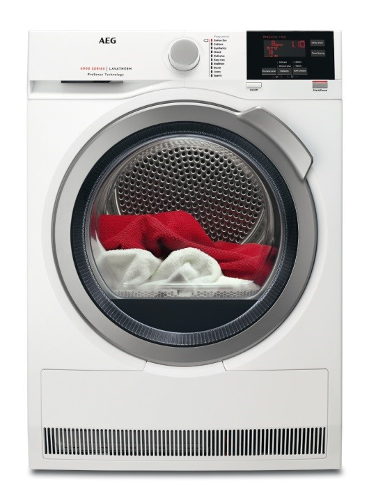 AEG 6000 series dryer
