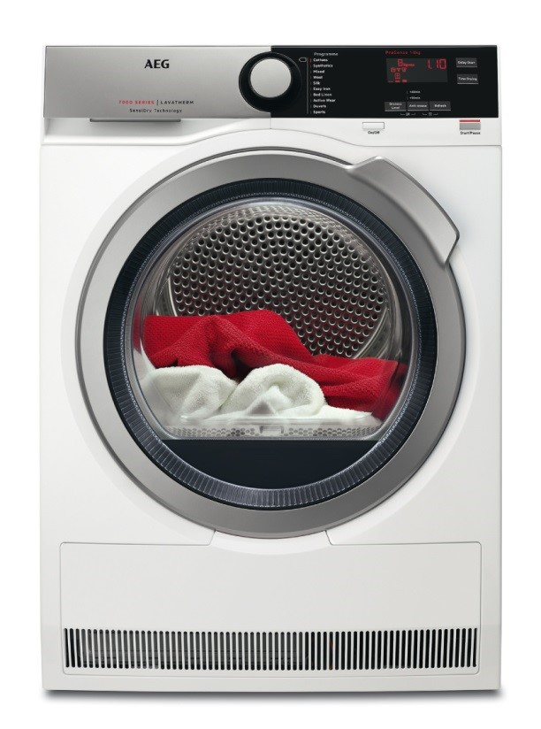 AEG 7000 series dryer
