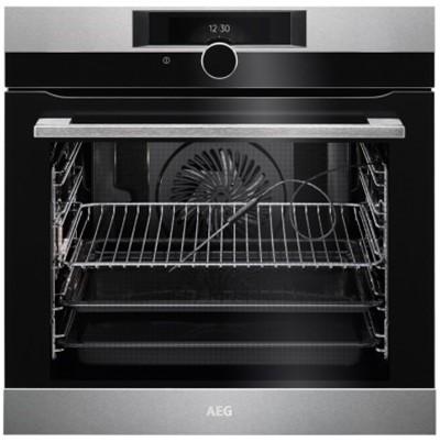AEG SenseCook Pyro Oven BPK842720M