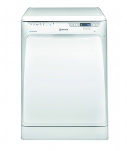 Indesit eXtra dishwasher with dedicated BabyCare Cycle DFP 58T96 Z UK - cutout - hi