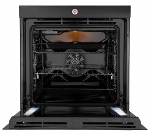 Hoover Vision Oven open